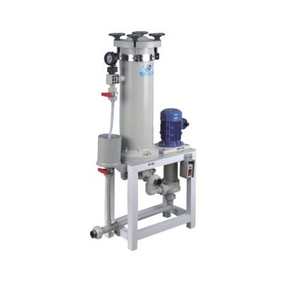 JKC-2006 FRPP化学镀镍过滤机 皮膜专用化学镀镍过滤机