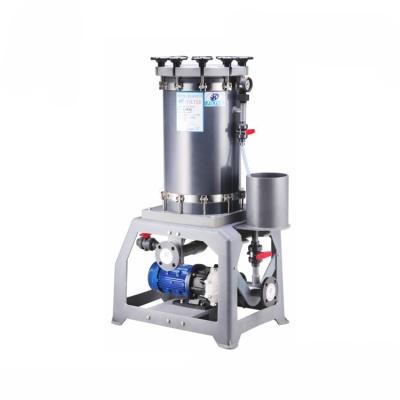 JKL-2006 PVC铬酸过滤机 环保行业专用铬酸过滤机