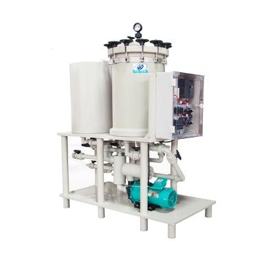 JKF-2018-PP-YD441GS-M4珍珠镍过滤机 PP环保专用过滤机