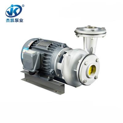 SUS304不锈钢离心泵 JKA-40-1S4V5卧式离心泵 化工专用离心泵