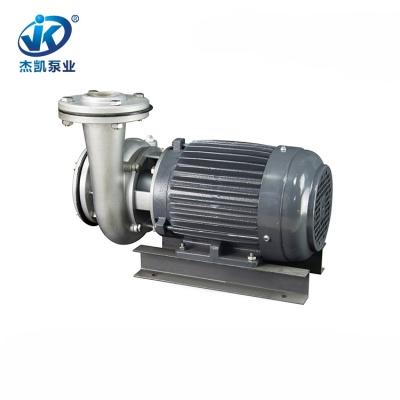 SUS316不锈钢离心泵 JKA-50-5S6V5 防回流离心泵 皮膜专用离心泵