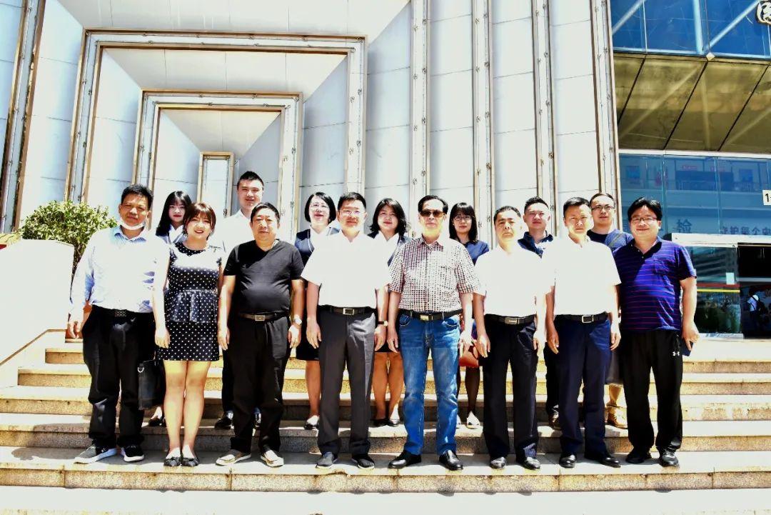 廣東商會與中國南方航空聯誼