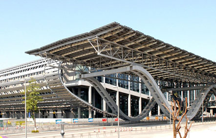 Guangzhou Pazhou Convention and Exhibition Center adopts - Xing Zhong Cheng stainless steel