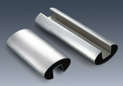 Stainless steel special-shaped tube