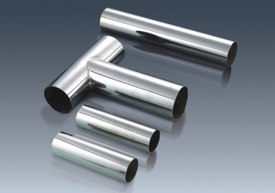 stainless steel T tube