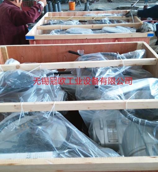 无锡冠欧工业设备有限公司配套中石化项目铸铁镶铜闸门