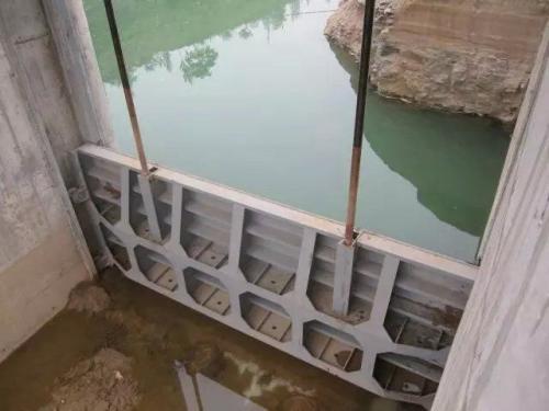 铸铁闸门的日常使用和维护