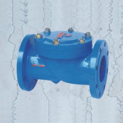 HC44X型橡膠瓣止回閥