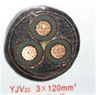 YJV22-15kV  3x120