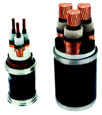 6-35kV高压交联电力电缆
