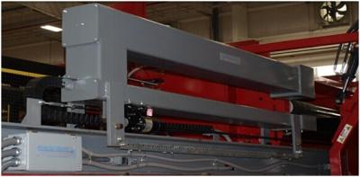 PSD在线激光测厚系统