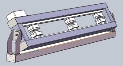 光学涂镀膜克重检测系统