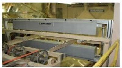 瑞典LIMAB激光测厚系统