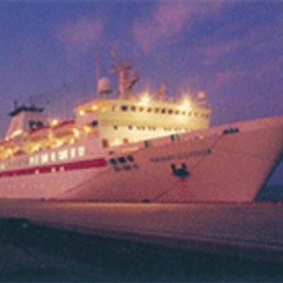 AO級船用防火玻璃