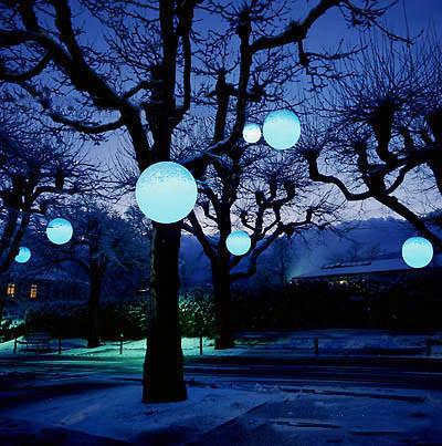 戶外廣告照明系統