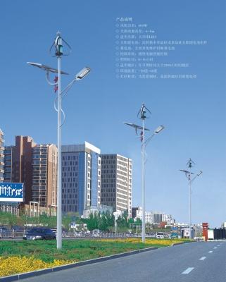 風光互補工程路燈