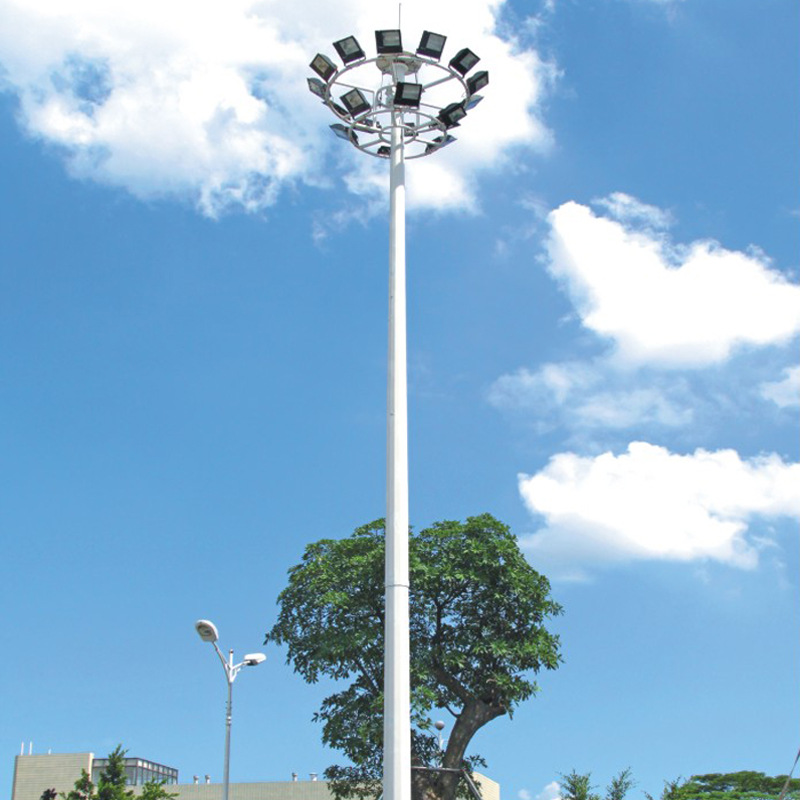 廠家直銷 道路燈 廣場照明燈 道路照明燈 降式高桿燈 路燈套件