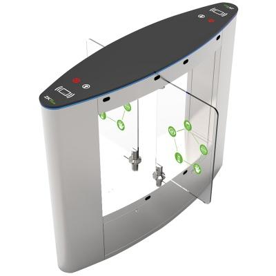 SBTM3011射频卡识别智能单通道摆闸