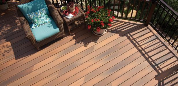 塑木地板的安装一般都有哪些步...