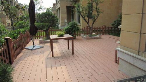 塑木是新世纪新型装修装饰环保...