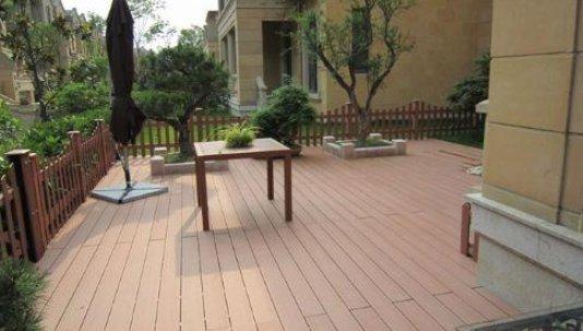 复合木塑地板和木地板的一些性...