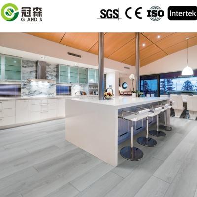 SPC石塑地板工程