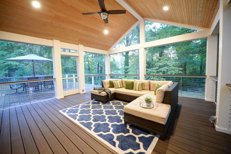 戶外塑木復合地板的安裝方法正確...