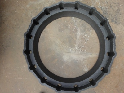 Restrained joint Ductile Iron Pipes