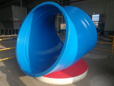 Epxoy coated Ductile Iron Pipes