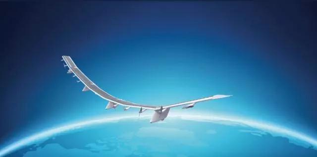 这款无人机能连飞六个月,40架就...