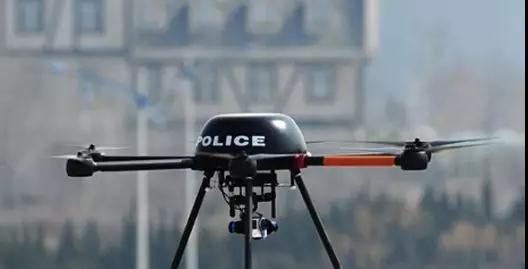 无人机用于公安业务已成趋势