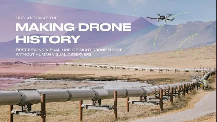 """FAA首次批准""""超视距""""无人..."""