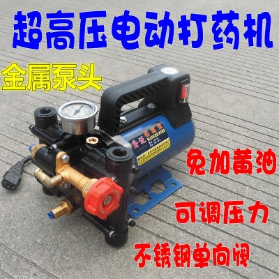12V24V48V60V直流高压农药农用电动喷雾器