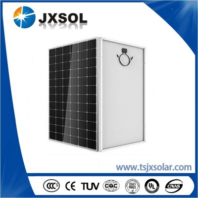 72cells 158.75*158.75mm monocrystalline solar panels
