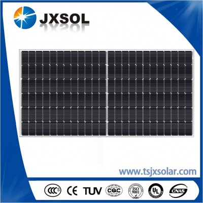 9BB 144cell half cell solar panel with 166mm cells