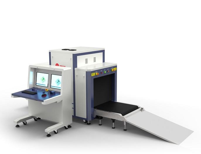 ZA8065 通道式X光安檢機