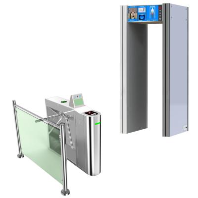ZA-FCS-3D 全數字三維人證智能安檢通道系統
