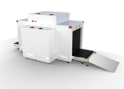 ZA100100D 雙源雙視角X射線安全檢查設備