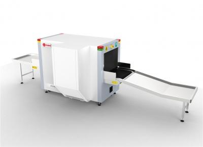 ZA6550D 雙源雙視角X射線安全檢查設備