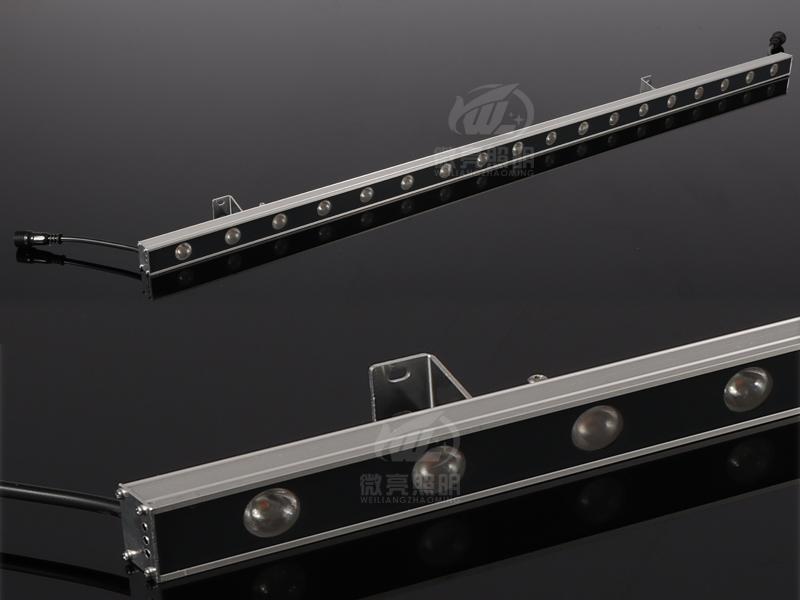 LED洗墻燈與LED線條燈的用途...