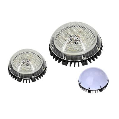 LED壓鑄齒輪點光源