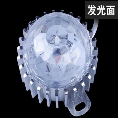 LED車鋁齒輪點光源02S