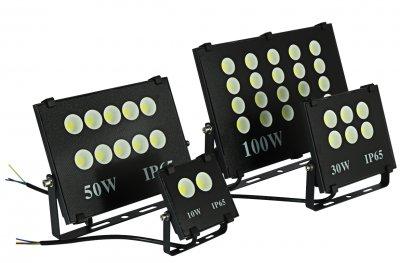 LED投光灯COB02