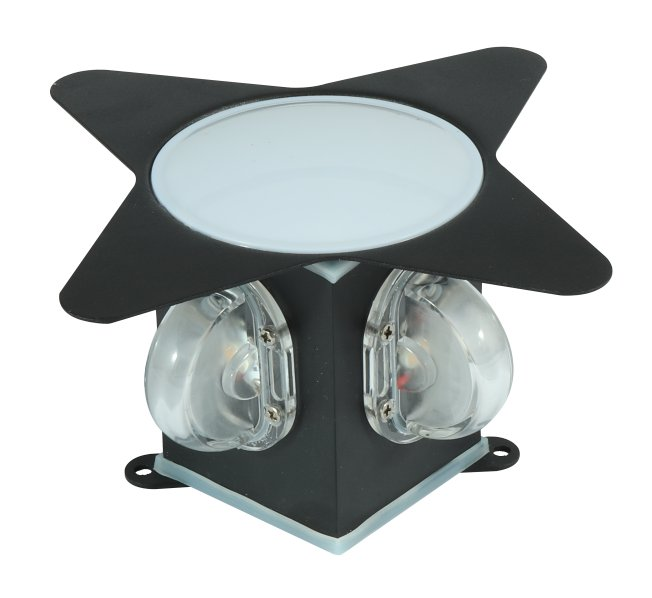 LED十字星光灯S02