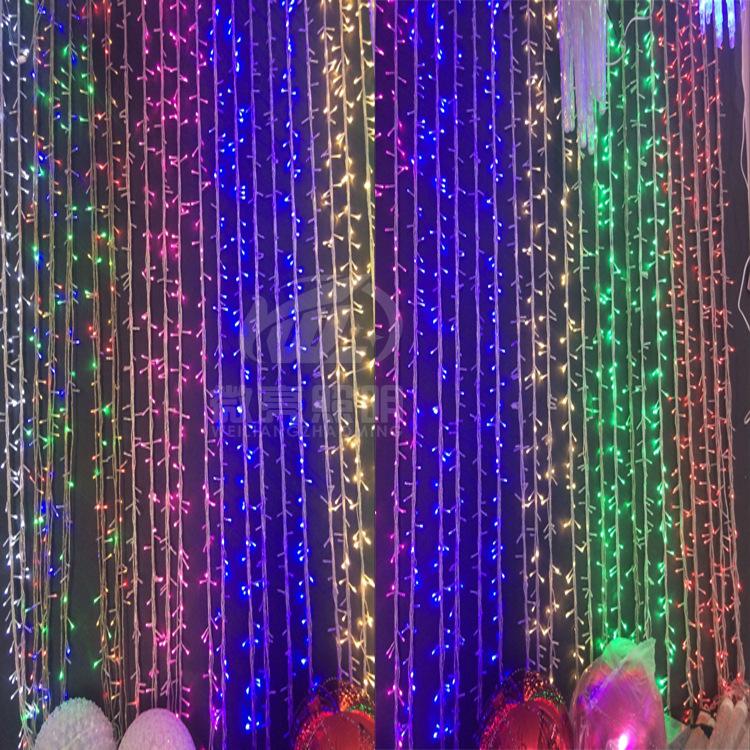 工厂直销LED彩灯 防水彩灯 好质量彩灯批发,满天星彩灯批发