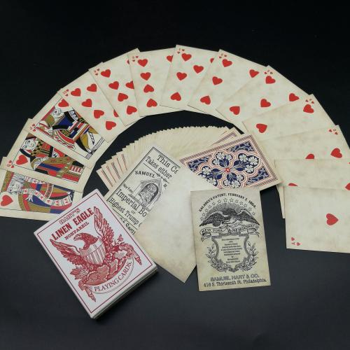 定做扑克牌纸张大家常见的四大误区