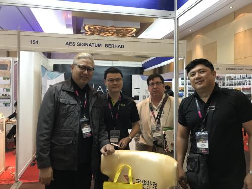 廣州宇華撲克牌廠家參加2019.6.27-28柬埔寨AGE娛樂展會