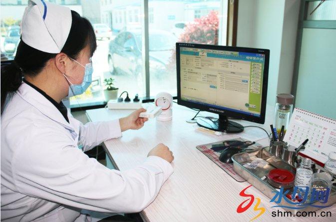 """电子监管码让疫苗有了""""身份证"""" 海阳市疾控中心全..."""