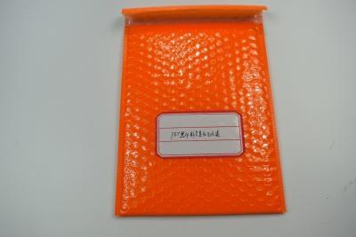 共挤膜气泡袋(桔色)