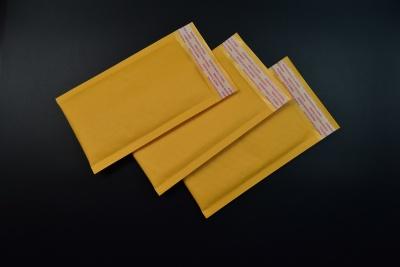 黄色牛皮纸气泡袋